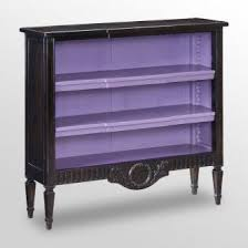 purple furniture. black and purple bookcase i love the look of together but donu0027t see this getting worked into my paint scheme a little goth like furniture t
