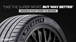 driving review michelin pilot sport 4s
