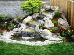 Small Picture Backyard Water Features For Small Yards Decoration