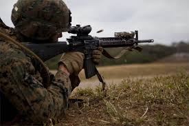 Marine Rifleman Marines Keep Rifleman While Rolling Out Gender Neutral Job