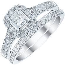 platinum wedding sets. platinum 1ct diamond halo bridal set - product number 5834279 wedding sets