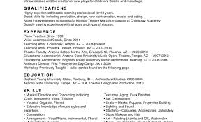 Teaching Assistant Resume Exclusive Idea Sample Resume For