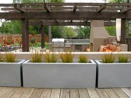 Small Picture Best 25 Large planter boxes ideas on Pinterest Yard privacy