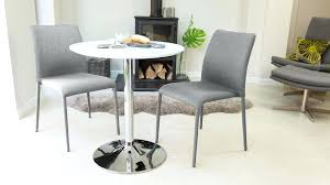 white gloss dining table grey fabric dining chairs and white gloss dining table round white gloss