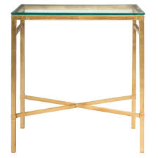 Ballard Designs Kendall Side Table End Table Gold Safavieh Products Chair Side Table