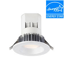 soft white led recessed light with 3000k