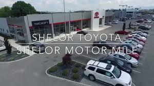 Shelor Toyota at Shelor Motor Mile - YouTube