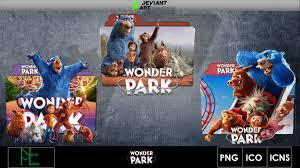 Wonder Park (2019) Movie Folder Icons by niteshmahala on DeviantArt