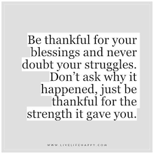 Quotes About Being Thankful Beauteous Quotes On Being Thankful For Your Blessings Be Thankful For Your