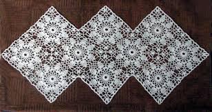 Free Crochet Table Runner Patterns Gorgeous Table Runner NEW 48 TABLE RUNNER CROCHET PATTERNS FREE