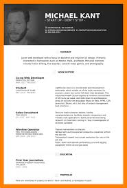 8 Resume Website Example Activo Holidays