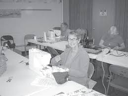 Productive pillowcase day for Zoar sewing group | Cook County News Herald
