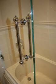 culver glass shower door hardware handles