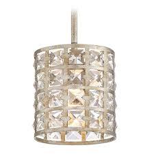 quoizel lighting quoizel lighting luxury vintage gold mini pendant light with cylindrical shade lxy1506vg