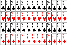 Chart Of Playing Cards Playing Cards Birthday Chart Luxury