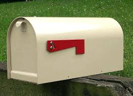 heavy duty mailbox. Heavy Duty Mailbox Titan Steel From Special Lite Post