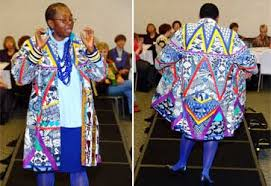 Weaving Arts Studio & Rachel Clark, quilt artist, was a guest presenter at the Tennessee Presents  Textiles Wearable Art Style Show November 13, 2010 Adamdwight.com