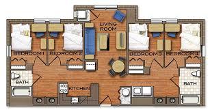 4 Bedroom / 2 Bathroom