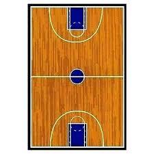 supreme area rug supreme basketball court sports brown area rug fun rugs