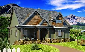 Small Picture Small Cottage Plan with Walkout Basement Small cottage house