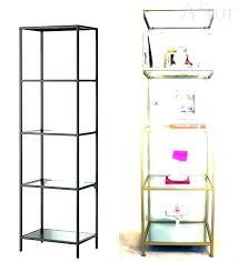 ikea black bookcase with glass doors bookshelf shelf unit billy bookshelves beautiful large size of