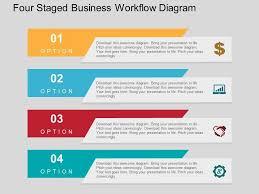 Slides Designs Flow Process Flat Powerpoint Templates Designs And Diagram Ppt