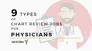 9 Types Of Chart Review Jobs For Physicians Look For Zebras