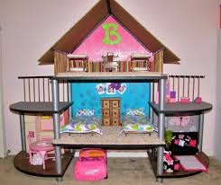 diy barbie doll furniture. Image Of: Small Barbie Doll House Porch Diy Furniture