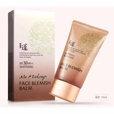 welcos bb cream no makeup face blemish balm spf30 pa daily