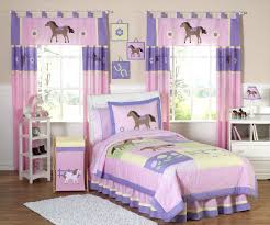 Purple Themed Bedroom Horse Themed Bedding Msexta