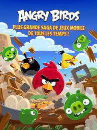 Angry Birds pour Android - Téléchargez l'APK