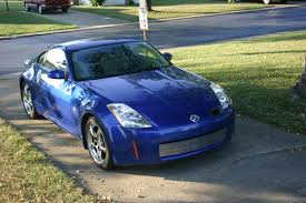 2005 Nissan 350Z - Information and photos - MOMENTcar