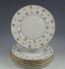 1950'S Dinnerware Patterns Classy 48's LAMBERTON USA MOLLY PITCHER BONE CHINA SET OF 48 PLATES
