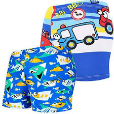 RETON Boys Swimsuit Swimwear Rash Guard Shark <b>Dinosaur Print</b> ...
