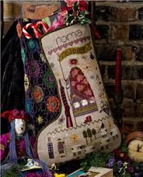 Cross Stitch Stocking Patterns Enchanting Cross Stitch Christmas Stockings