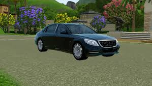 MERCEDES-BENZ MAYBACH S600 - The Sims 3 - LoversLab