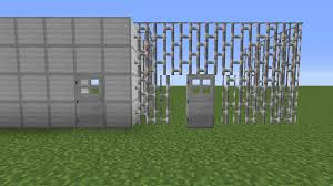 minecraft gate. Beautiful Gate Iron Gates  What Bars Have Been Missing All Along In Minecraft Gate