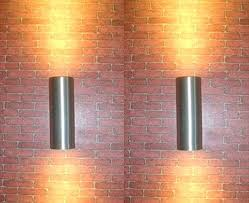led exterior wall sconce led outdoor external wall sconces up down commercial led exterior wall sconce