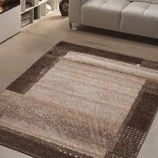 brown cream kanvas bengal rug