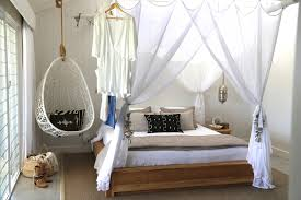 Vintage Themes of Contemporary Bedrom with Hanging Chairs for Plus and  Gorgeous Canopy Bed Bedroom Decorations Picture Hanging Bed Canopy