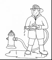 Small Picture Fire Fighter Coloring Pages Fire Station Coloring Pages For Kids