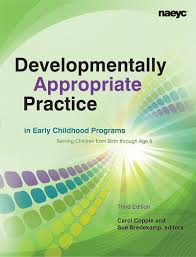 Early Childhood Development Chart Third Edition Dap Is An Essential Resource For The Early Child Care Field