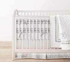 gray harper baby bedding crib bedding