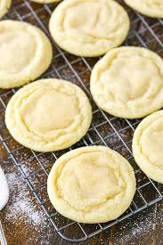 soft and chewy sugar cookies easy