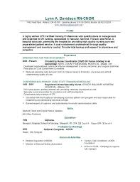 Rn Resumes Examples Impressive Rn Resume Example Sample Resumes For Nurse Summary Creerpro