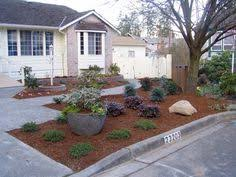 no grass landscaping - Bing Images