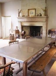 Handmade Custom Hammered Stainless Steel Dining Table By BK Stainless Steel Top Dining Table