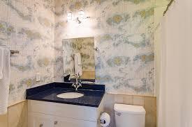Kids Bathroom Wallpaper Cottage Bathroom Jacksonbuilt