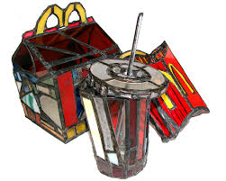church like stained glass sculptures laura keeble 23
