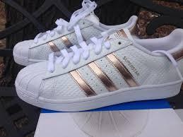 adidas shoes rose gold. white superstar shoes foundation adidas uk rose gold c